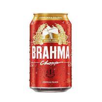 Cerveja Brahma Pilsen Lata 350 Ml -