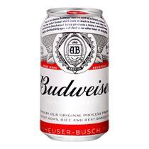 Cerveja Budweiser 350ml -