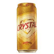 Cerveja Crystal Pilsen Lata 473ml - Crystal Beer