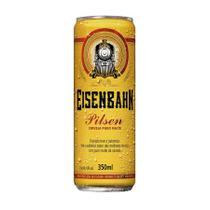 Cerveja Eisenbahn Pilsen Puro Malte 350ml -