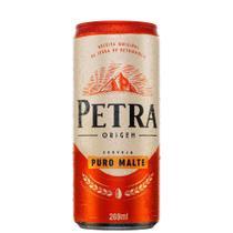 Cerveja Petra Puro Malte Lata 269ml -