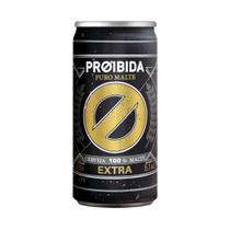 Cerveja Proibida Puro Malte Extra - Lata 269ml -
