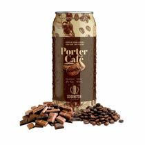 Cerveja schornstein 473ml porter cafe -