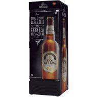 Cervejeira Fricon 431 litros adesivada Preto 127v  VCFC431 -