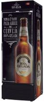 Cervejeira Fricon 431 Litros Porta de Chapa VCFC 431 C  220 Volts -