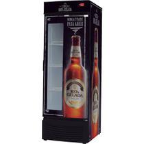 Cervejeira Fricon Com Visor VCFC-431D Capacidade 431L Preta - 220V -