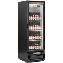 Cervejeira GCB-57V PR Porta De Vidro Frost Free 572 L Preto Gelopar -