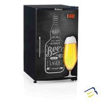 Cervejeira GRBA-120QC PRETO - GELOPAR -