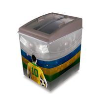 Cervejeira Horizontal 2 em 1 - Cervejeira e Freezer 150L CA150C Brasil 110V - Ártico - Artico