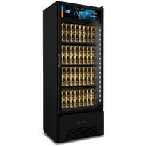 Cervejeira Metalfrio VN50AH All Black, Frost Free, 572 Litros -