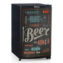 Cervejeira Porta com Adesivo 120L Profissional Gelopar 127V -
