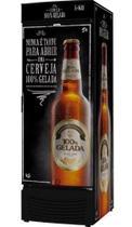 Cervejeira Refrigerador De Bebidas 1 Porta Vertical Adesivada 565L Frost Free 220v VCFC565-2C Fricon -