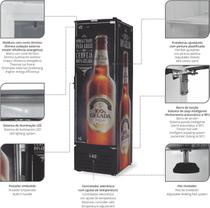 Cervejeiro porta adesivada VCFC431C Fricon -