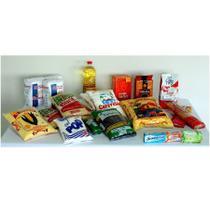 CESTA BÁSICA KIT Quarentena Alimentos II - Fibra Alimentos
