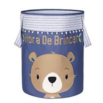 Cesto Organizador Urso - Batistela Baby -