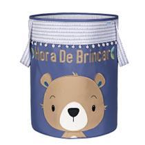 Cesto Organizador Urso - Batistela Baby