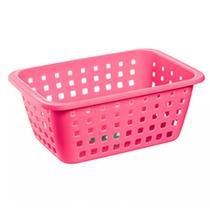 Cesto plastico pink 3l ordene -
