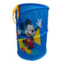 Cesto porta objetos portátil infantil disney brinquedos zippy baú - Zippytoys