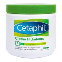 Cetaphil Creme Hidratante Pele Extremamente Seca - Creme Hidratante Corporal -