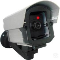 Cftv Camera Falsa Micro Baby C/ Led - 35 - confiseg