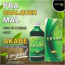Chá Akabe 500ml 02 Frascos - Natubio