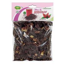 Cha de Flor de Hibisco Desidratado 100gr Vegan Unilife -