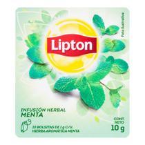Chá de Hortelã com Menta Lipton 10g -