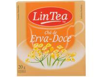 Chá Erva-Doce Lintea 10 Unidades 20g -