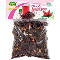 Chá Flor de Hibisco desidratada 100g Unilife -