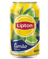 Cha Lipton ICE Tea Limao 12X340ML - Aguaja