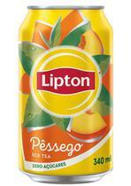 Cha Lipton ICE Tea Pessego 12X340ML - Aguaja