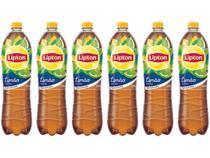 Chá Lipton Limão 1,5L - 6 Unidades
