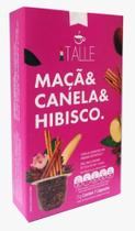 Chá Nespresso Capsula Hibisco Café Italle 7 unidades -