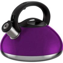 Chaleira Colors 3L Retrô Roxo IN3145RX - Euro Home