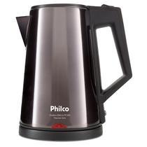 Chaleira Elétrica Philco PCH05 1,8L Titanium Inox -