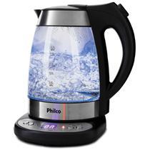 Chaleira Elétrica Philco  PCHD  1,7L Digital Glass -