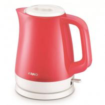 Chaleira elétrica térmica Arno KV06 Vision cor vermelho 127V -