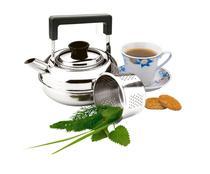 Chaleira em Inox Zanella com Coador para Chá -