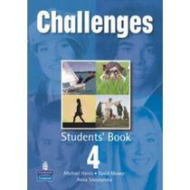 Challenges 4 - Student Book - Longman