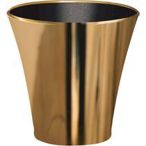 Champanheira Classic Dourada Metalizada Poliestireno 4,5 Litros - Boccati