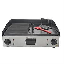 Chapa Elétrica Double Grill 2800W 220V 2612 Cotherm -