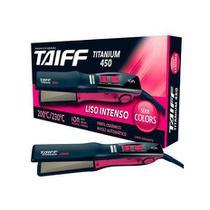 Chapa Prancha Taiff Titanium 450 Colors 230C Pink -