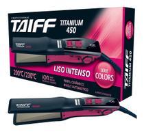 Chapa Taiff Titanium 450 Color Pink - 58w Bivolt -