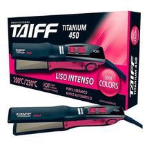 Chapa Taiff Titanium 450 Colors Pink - Bivolt -