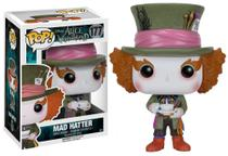Chapeleiro Louco - Mad Hatter - Funko Pop - Disney - Alice in Wonderland - 177 - Funko -
