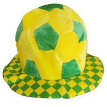 Chapéu Bola Torcida do Brasil Copa do Mundo QMM-005 - Xl