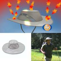 Chapeu Bone Protecao Solar Raios UV Antitermico Impermeavel Pesca - Ab midia