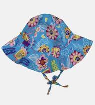 Chapéu de Praia Infantil Ecoeplay Floresta com FPU 50+ -