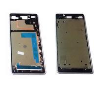 Chassi Aro Lateral Celular Sony Xperia Z1 Teclas e Tampa Lateral USB Original -