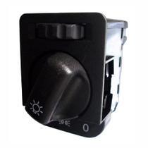 Chave Comutadora de Luz com Reostato GM 1240126 - 90213283 - 12V - DNI 2170 -